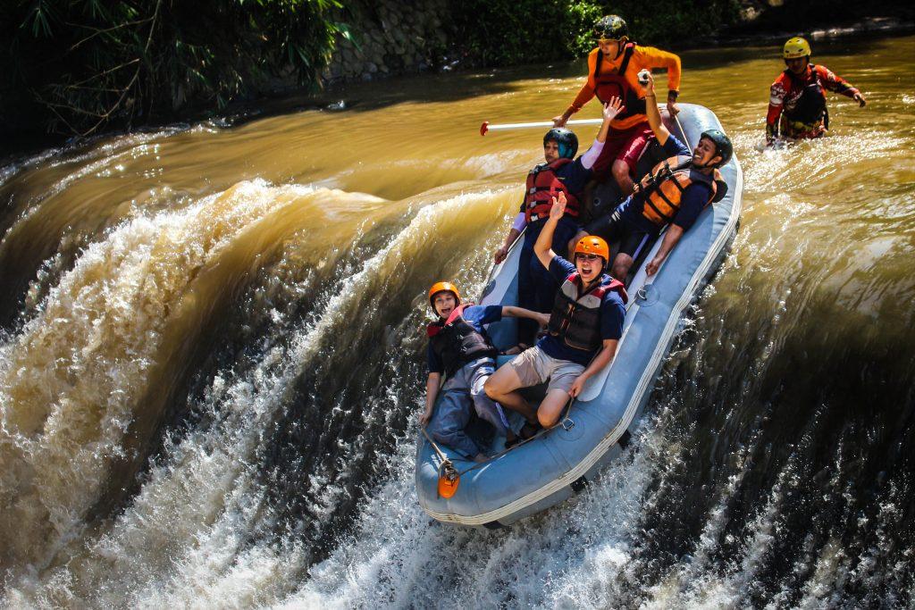 batu rafting, rafting di batu