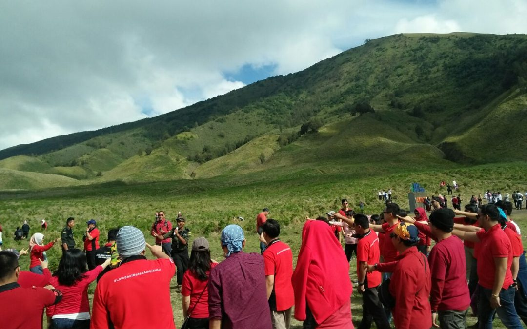 Outbound Di Bromo