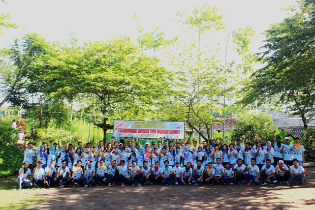 Outbound Malang Team Work Bersama PT Sejati Mandiri Multi Rajut