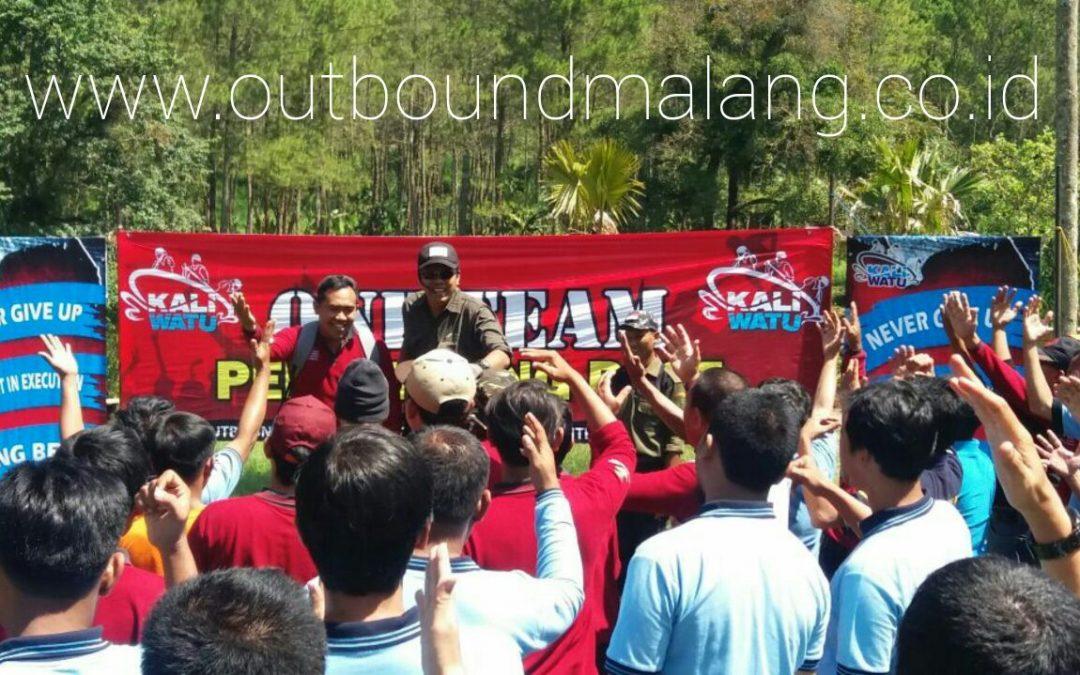 Outbound Fun Game di Batu Bersama PKH Kabupaten Probolinggo di Coban Talun Batu Malang