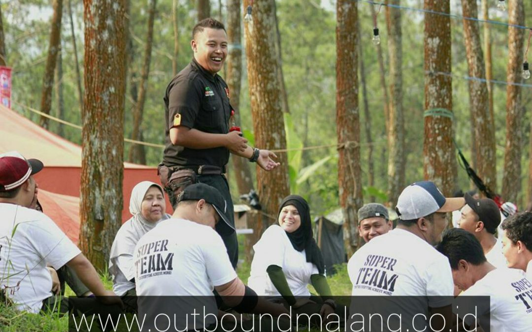 Outbound di Batu Malang