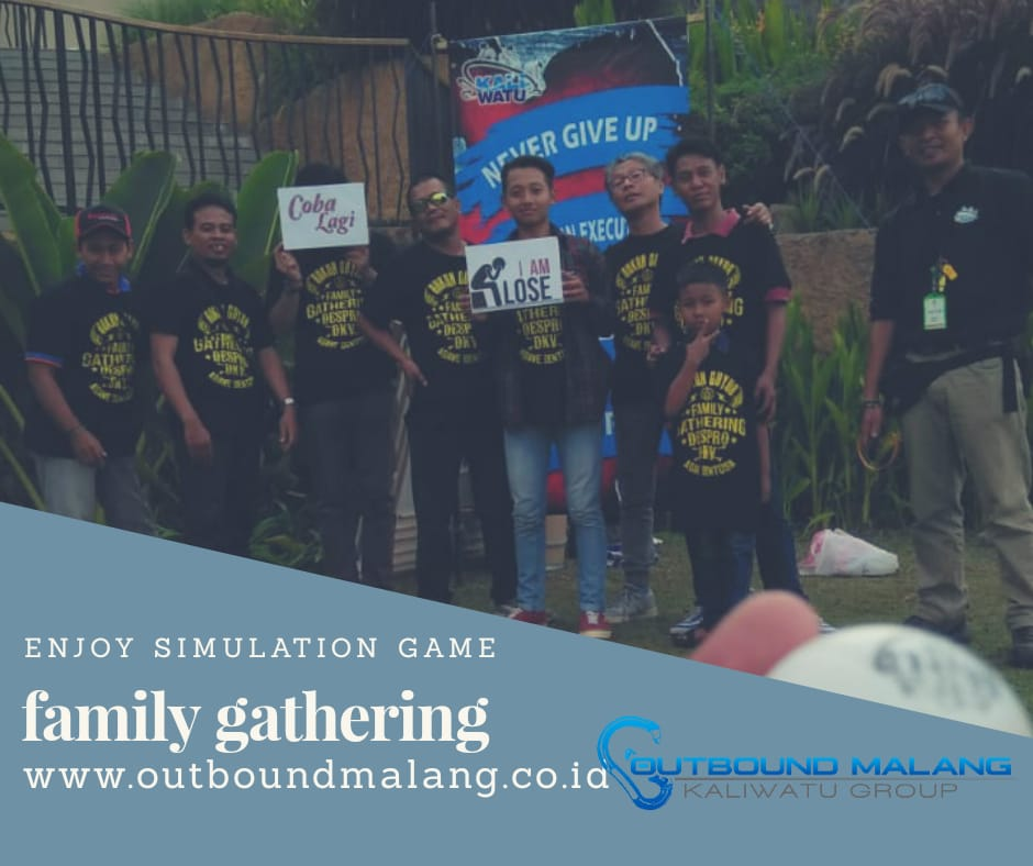 Harga Paket Outbound Family Gathering
