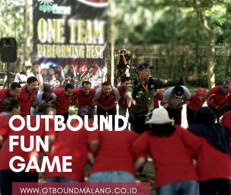 Outbound Fun di Batu Bersama SMK Penerbangan Singosari