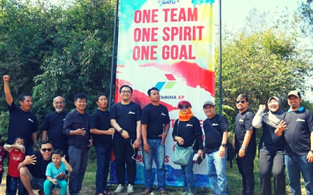 Outbound Adventure Pertamina Cepu