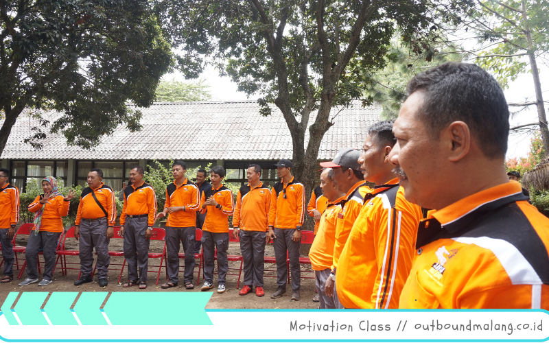 Outbound Motivation class outbound batu malang jawa timur indonesia