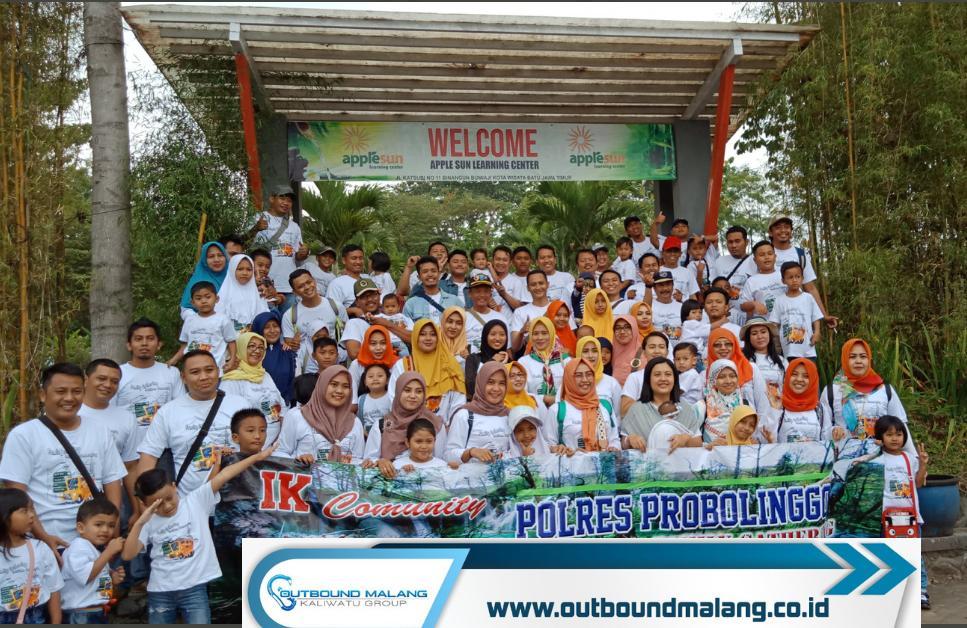 Family Gathering Polres Probolinggo