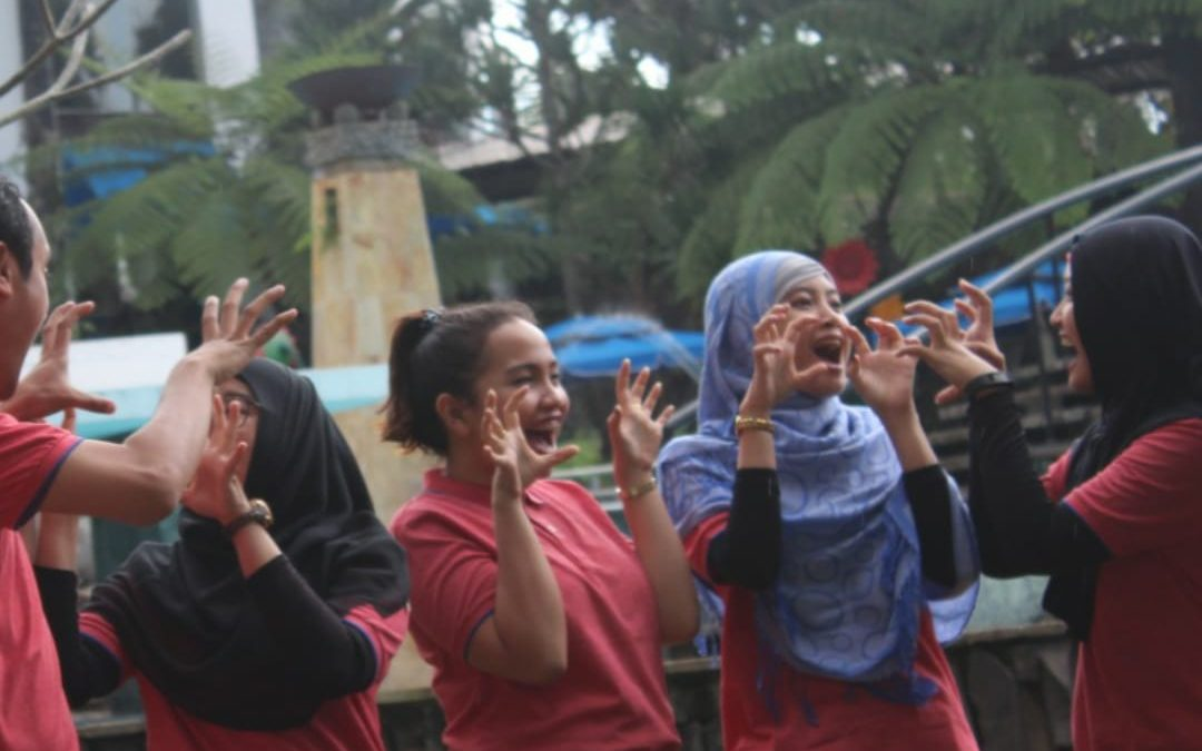 Outbound Di Hotel Kota Batu
