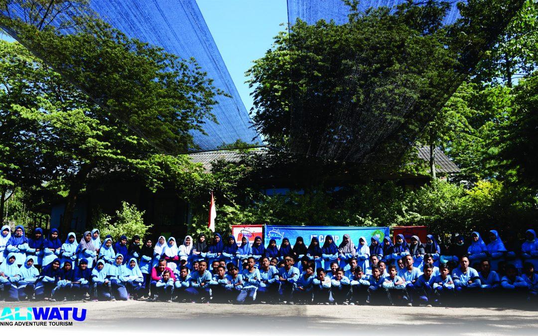 MTSN 1 Pasuruan: Character Camp & Life Skill Building